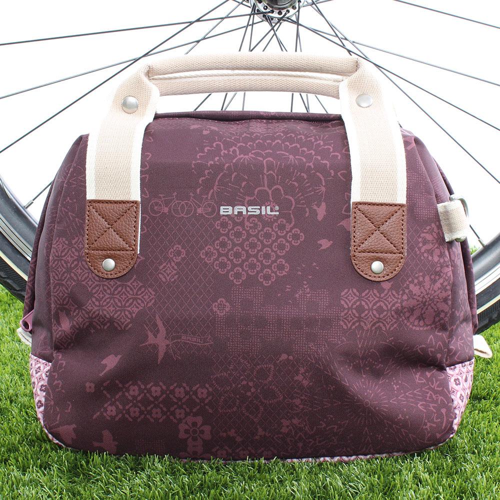 Stuurtas Bohème City bag Fig Red kopen met voordeel