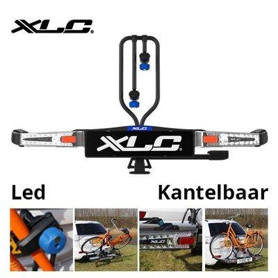 XLC Fietsendrager Azura Xtra LED – kantelbaar