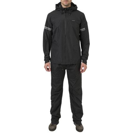 AGU Original Rain Suit - Regenpak Zwart - Maat L