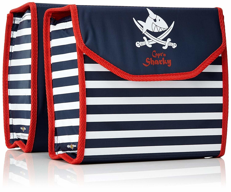 Kinderfietstas Dubbele Fietstas Capt'n Sharky kopen met voordeel