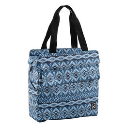 Willex Indigo Shopper 17L Blauw