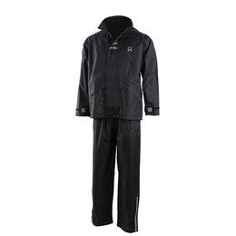 Willex Regenpak Zwart - Maat XL