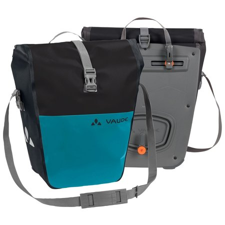 Vaude Tassenset Aqua Back Color 48L Black / Alphine Lake