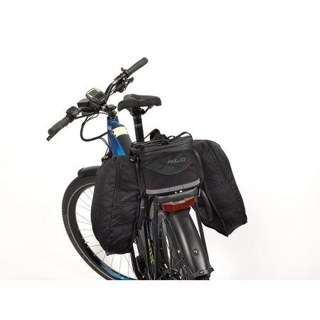 XLC Dragertas Carry More 16L Zwart