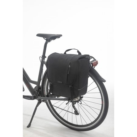 New Looxs Enkele fietstas Nova Single 16L Grijs