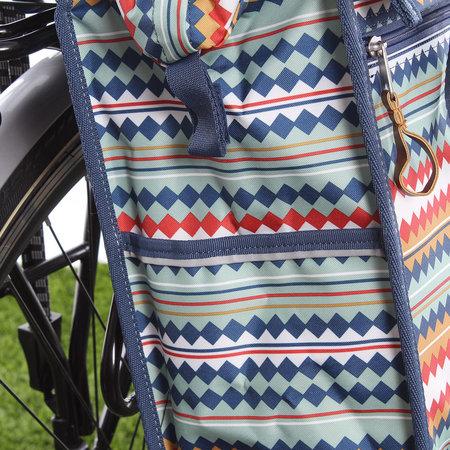 New Looxs Enkele fietstas/pakaftas Lilly 18L Diamond Spring