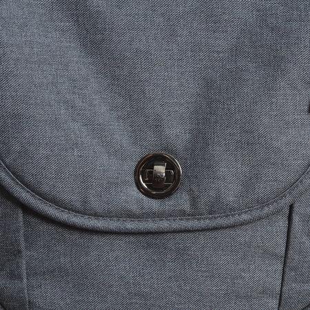 Beck Dubbele Fietstas Pick-Up 23L Jeans