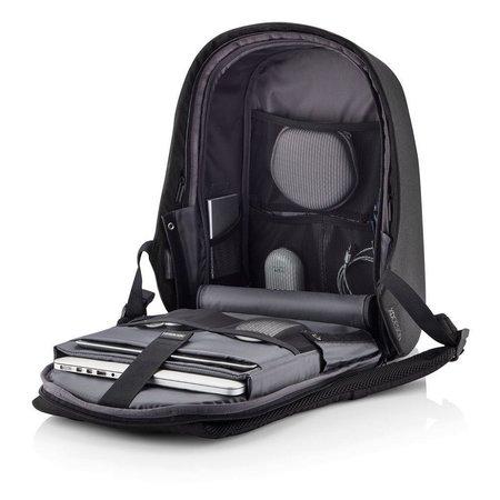 XD Design Rugzak Bobby Hero XL 21,5L Zwart - Anti diefstal