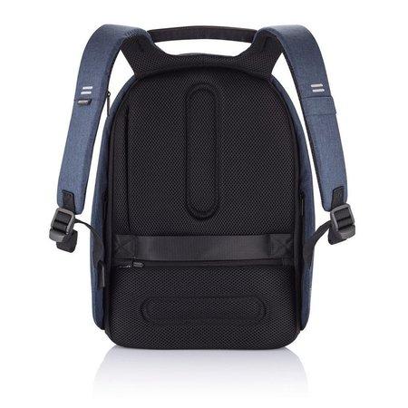 XD Design Rugzak Bobby Hero XL 21,5L Marine Blauw - Anti diefstal