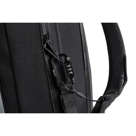 XD Design Rugzak Bobby Bizz 12L Zwart - Anti diefstal