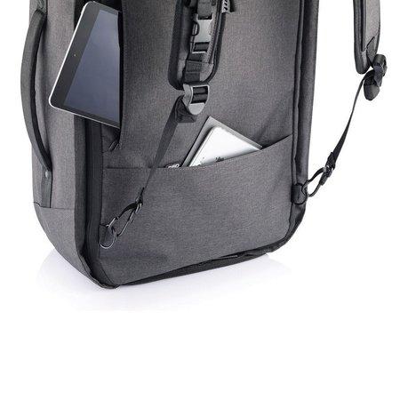 XD Design Rugzak Bobby Duffle 30L Zwart - Anti diefstal