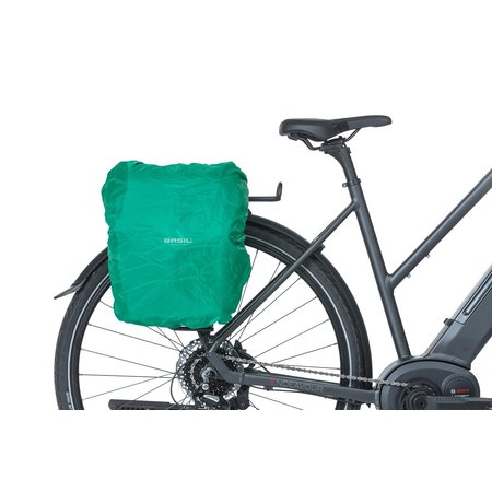 Basil Enkele fietstas Discovery 365D 9L Zwart Melee