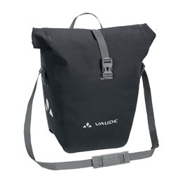 Vaude Enkele fietstas Aqua Back Deluxe Single 20L Phantom Black