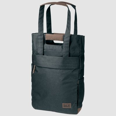 Jack Wolfskin Shopper/ Rugzak Piccadilly 10L Greenish Grey