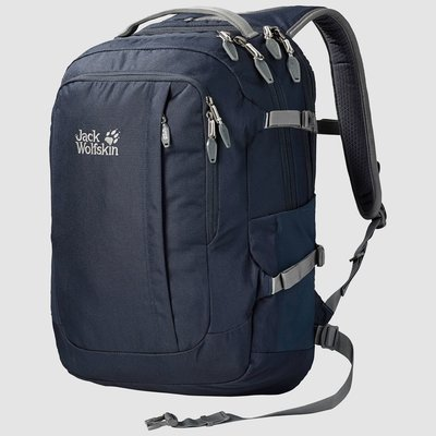 Jack Wolfskin Rugzak Jack.Pot De Luxe 32L Night Blue