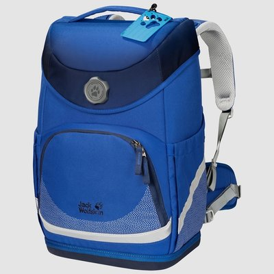 Jack Wolfskin Kinderrugzak Grow Up School 25L Coastal Blue