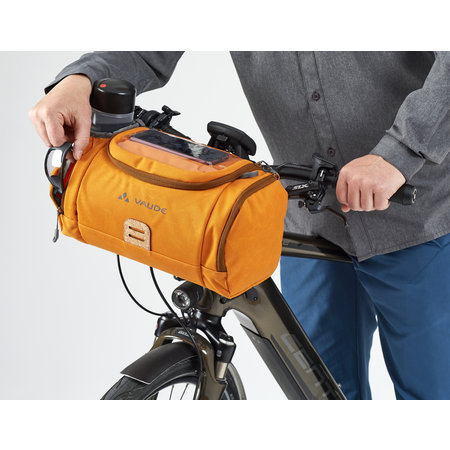 Vaude Stuurtas eBox 9L Orange - e-bike