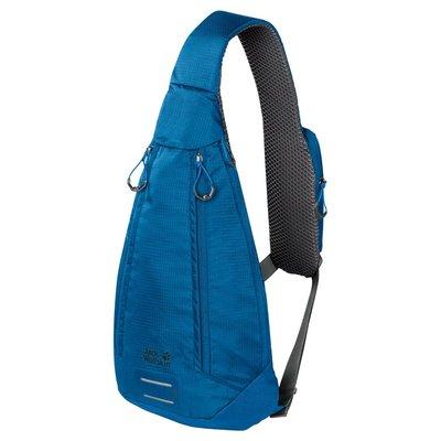 Jack Wolfskin Schoudertas Delta Bag Air 4L Electric Blue