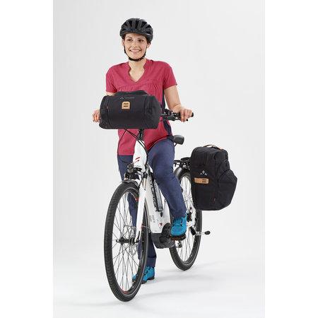 Vaude Stuurtas eBox 9L Black - e-bike