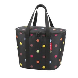 KLICKfix Reisenthel Basket Bag Koeltas Dots
