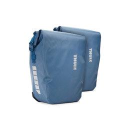 Thule Dubbele fietstas Shield Pannier Large 50L Blauw