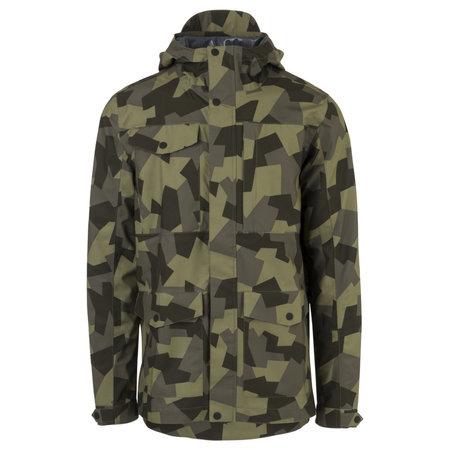 AGU Pocket Rain Jacket Urban Outdoor  - Maat XL