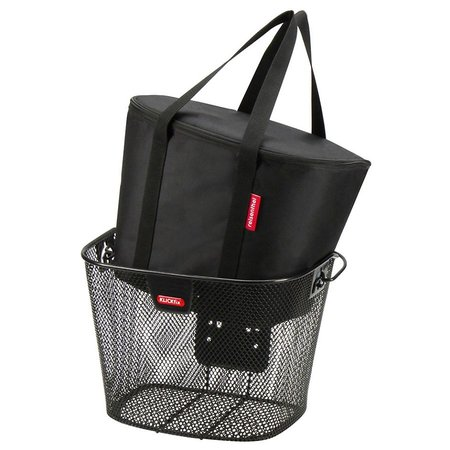 KLICKfix  Reisenthel Basket Bag Koeltas Twist Silver - 16L