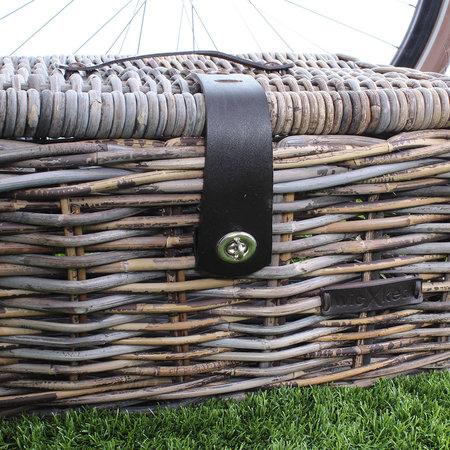 Wicked Picknickmand Zwart - Maat M