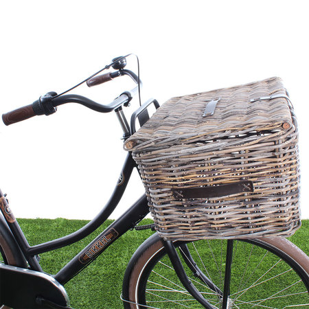 Wicked Picknickmand Zwart - Maat L