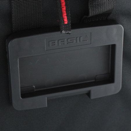 Basil Stuurtas Sport Design 7 liter Zwart - met smartphonevak
