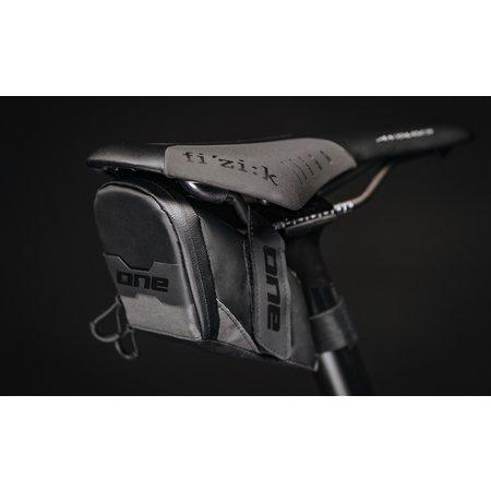 ONE Bikeparts Zadeltas 50 L Zwart - 0,7L