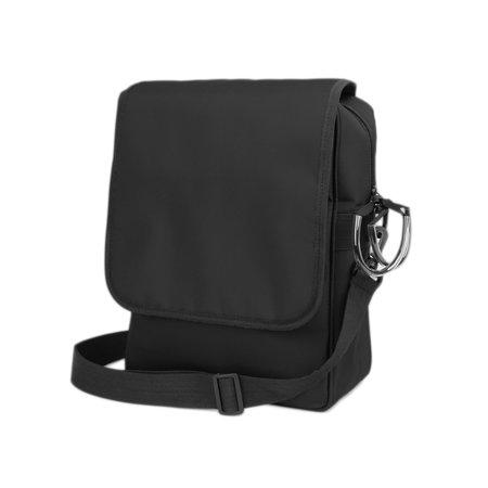 Rolko  Messenger Bag voor rolstoel - Zwart
