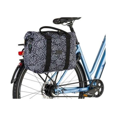 FastRider Enkele fietstas Nyla Zwart - 20L