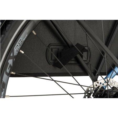 FastRider Dubbele fietstas Nyla Roze - 32L