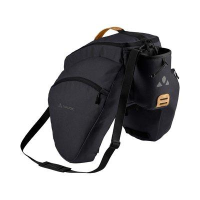 Vaude Bagagedragertas eSilkroad Plus 22L Black