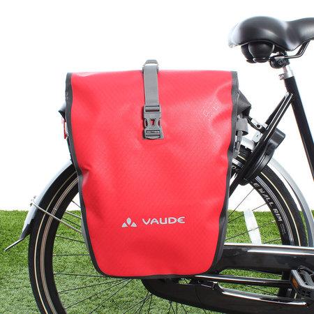 Vaude Enkele fietstas Aqua Back Single 20L Red
