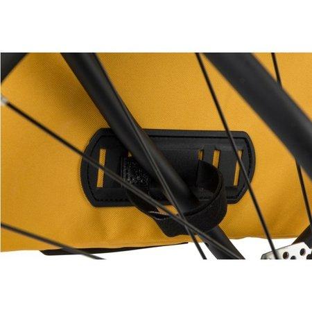 AGU Enkele fietstas Urban Essentials DWR 18L Geel - waterafstotend