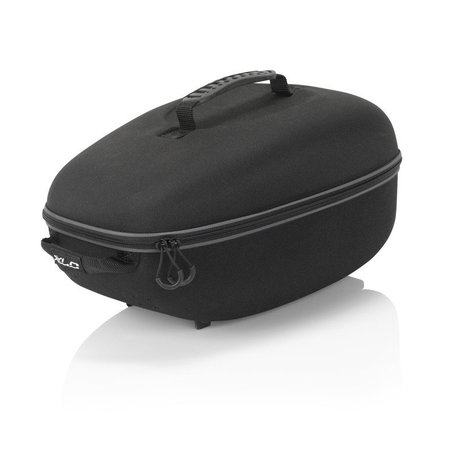 XLC Bagagedragerkoffer Cargo Box Carry More Zwart - 12L