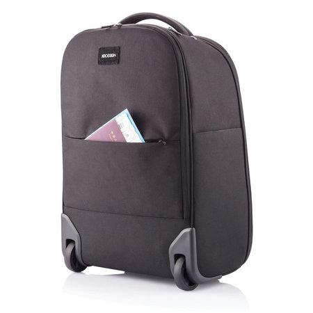 XD Design Bobby Backpack Trolley 21,5L Zwart - Anti-diefstal
