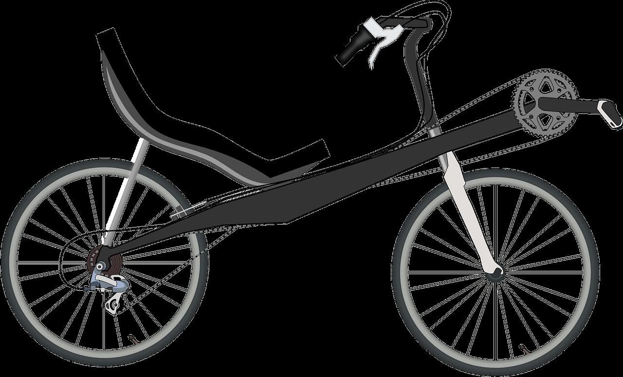 Ligfietstassen | fietstas voor ligfiets