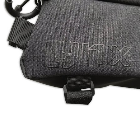 Lynx Smart Frametas Bovenbuis Katmai zwart - 1L