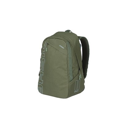 Basil Fietsrugzak Flex Backpack 17L Forest Green