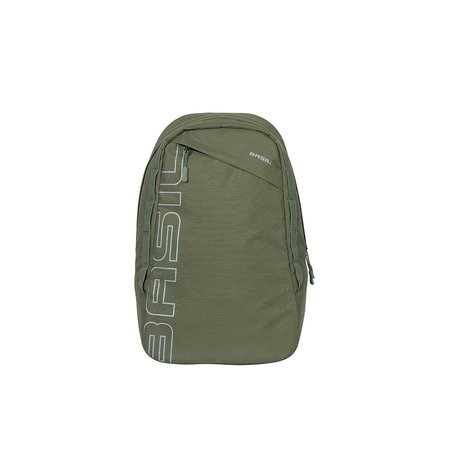 Basil Fietsrugzak Flex Backpack 17L Forest Green