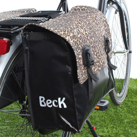 Beck Dubbele fietstas Classic Panthar - 46 liter