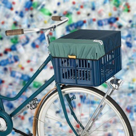 Urban Proof Fietskrathoes Recycled - Blauw/Groen