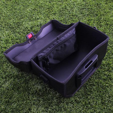 AGU Stuurtas Shelter Clean 5L Zwart - waterdicht