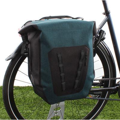 AGU Enkele fietstas Shelter Tech Large 21L Blauw
