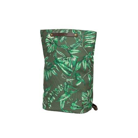 Basil Fietsrugzak  Ever-Green 19L Thyme Groen