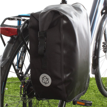 AGU Enkele fietstas Shelter Clean Large 21L Reflectie Mist - Waterdicht