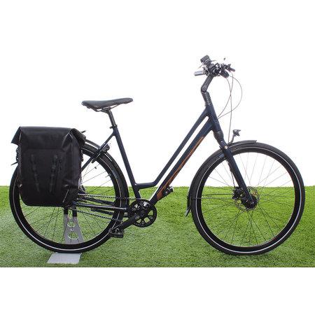 AGU Enkele fietstas Shelter Tech Large 21L Zwart - Waterdicht